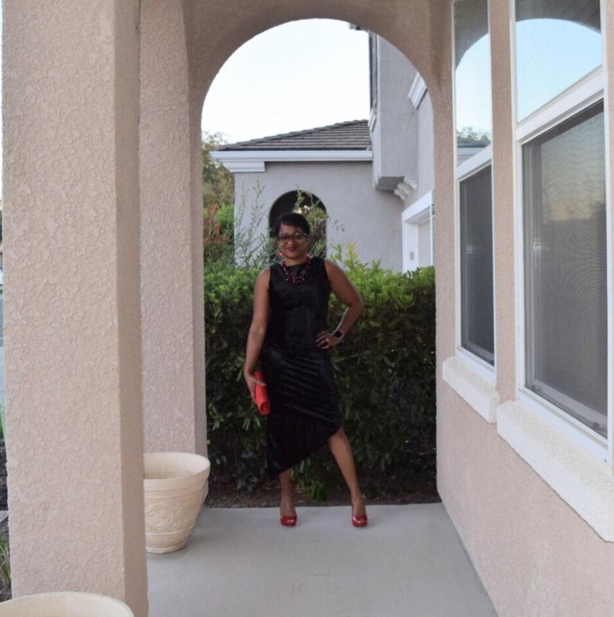 Little Black Dress McCall's7833