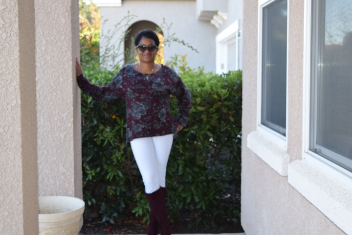 Simplicity 8529 Misses' Knit Sweaters